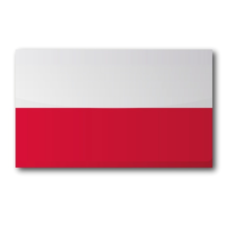 Flag Poland Vector