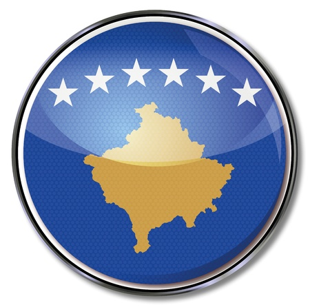 Flag Kosovo Vector