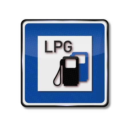 Traffic Sign gas station liquid, petroleum, gas, Vector