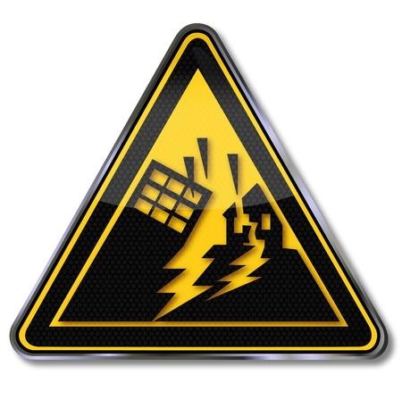 Sign earthquakes