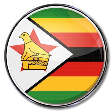 zimbabwe: Button Zimbabwe