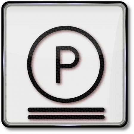 solvant: Symbole d'entretien Textile Tr�s nettoyer d�licatement avec du perchlor�thyl�ne Illustration