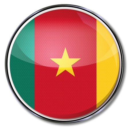 cameroon: Button Cameroon