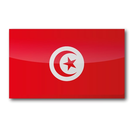 berber: Flag Tunisia