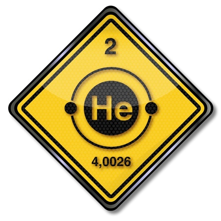 chemical bonds: Sign chemistry and helium