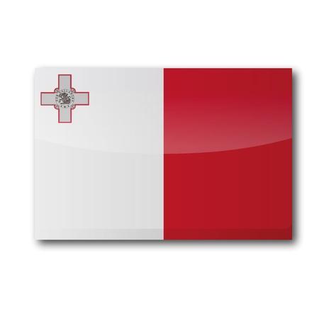 malta flag: Flag Malta