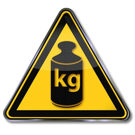 grams: Sign weight and kilogram