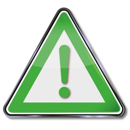 prevencion de accidentes: Seguridad verde indicativo