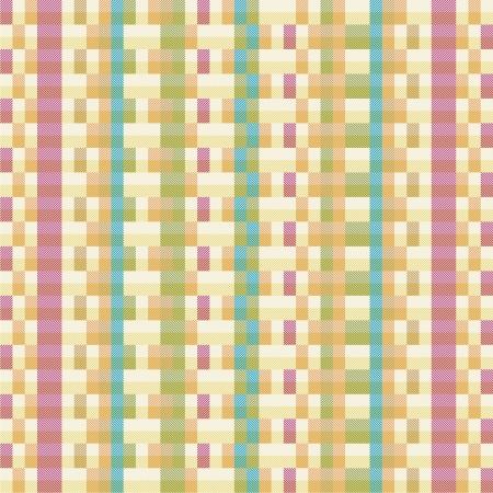 ceiling design: Textil con dise�o de rayas