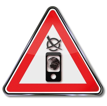 geocache: Sign geocaching