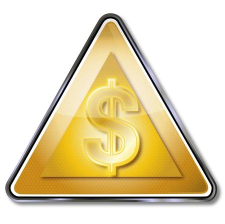severance: Golden dollar sign