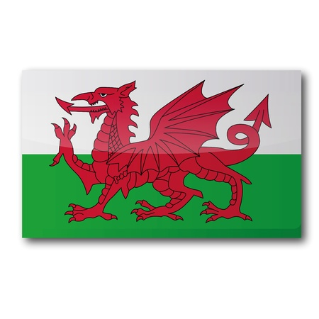 welsh: Flag Wales