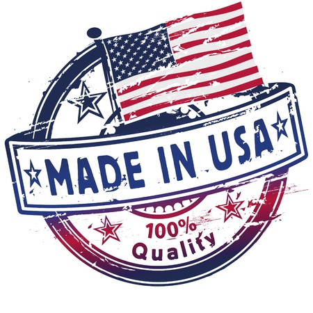 Rubber stamp made in usa
