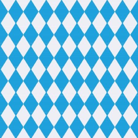 Tafellaken met Bavaria patronen