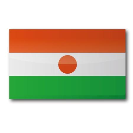 niger: Flag Niger