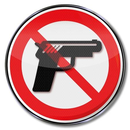 accident woman: Ninguna muestra de armas de fuego Vectores