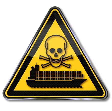 residuos toxicos: Reg�strate portacontenedores con residuos t�xicos