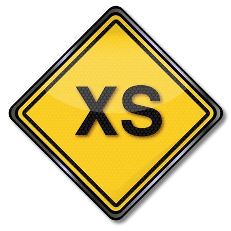 xs: Shield dress size XS