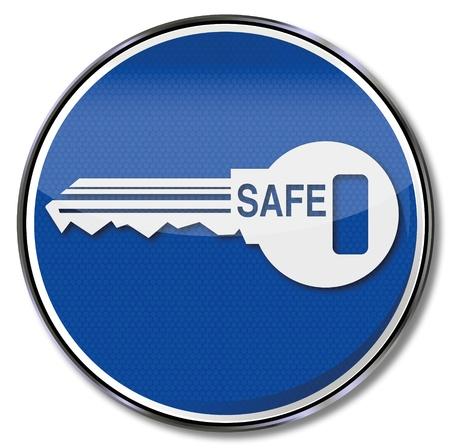 accident rate: Bloqueo de escudo, la clave y la seguridad