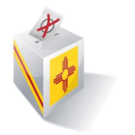 liberals: Ballot box New Mexico