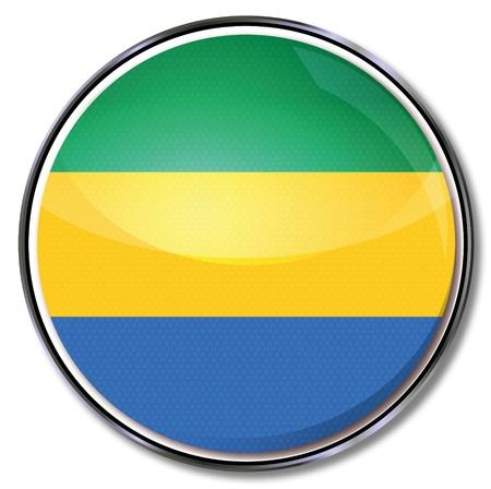 gabon: Button Gabon