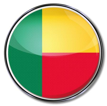 benin: Button Benin