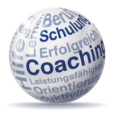 Coaching ball