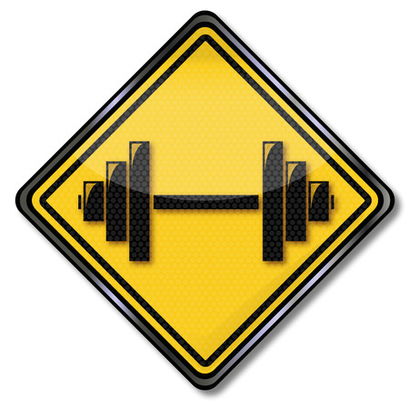 encounter: Sign Sport dumbbell