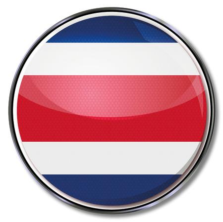 bandera de costa rica: Botón de Costa Rica