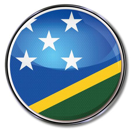 solomon: Button Solomon Islands