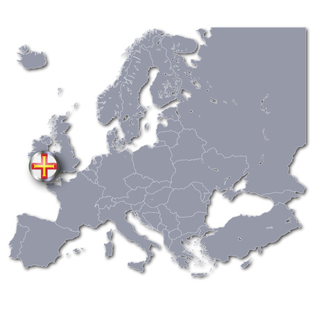Europe Map Sweden Stock Photo Picture And Royalty Free Image Image