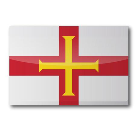 guernsey: Flag Guernsey