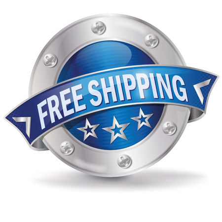 seal of approval: Button free shipping
