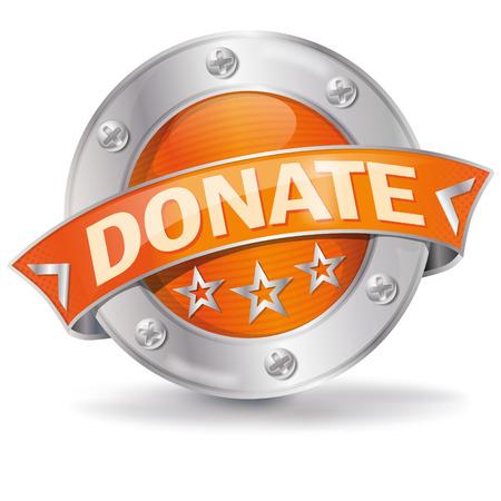 gamme de produit: Faire un don bouton