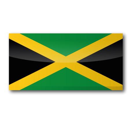 jamaica: Flag Jamaica