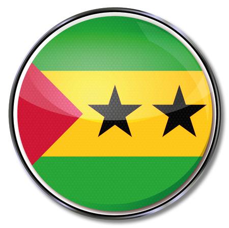 principe: Botón de Santo Tomé y Príncipe