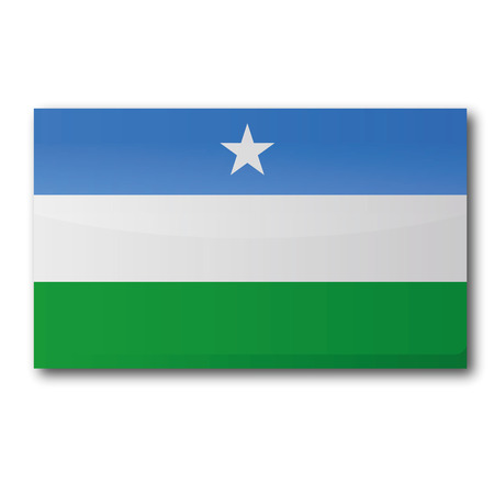 voting rights: Flag Puntland