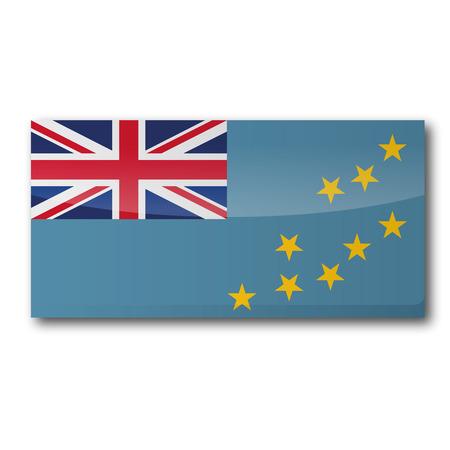 tuvalu: Flag Tuvalu