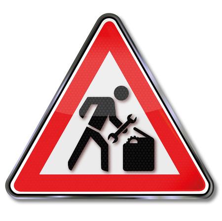 vocational training: Shield engine damage, mechanic and repair