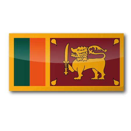 sri: Flag Sri Lanka