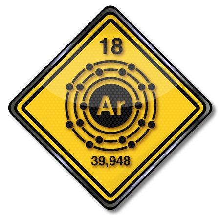 enlaces quimicos: Arg�n car�cter qu�mica Entrar