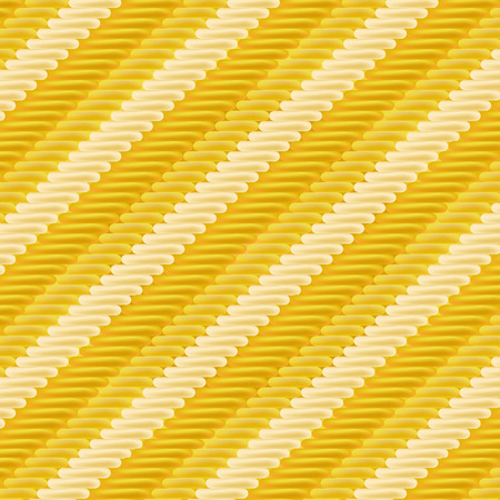 dry cloth: Fabric with golden stripes