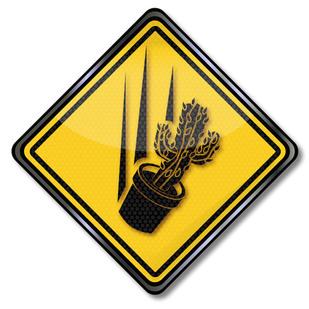 spines: Shield throw a cactus