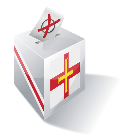 ballot box: Ballot box Guernsey