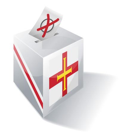Ballot box Guernsey