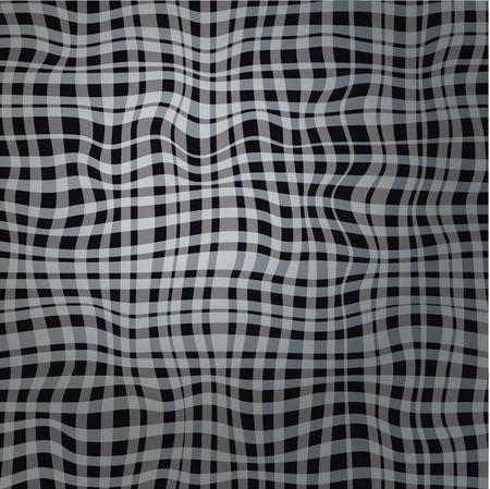 ambiguity: Dark stripe pattern