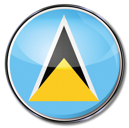 saint lucia: Button St  Lucia