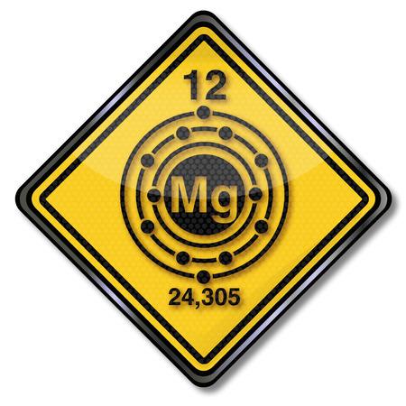 enlaces quimicos: Reg�strate qu�mica car�cter de magnesio