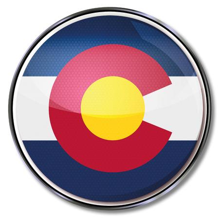 colorado rocky mountains: Button Colorado