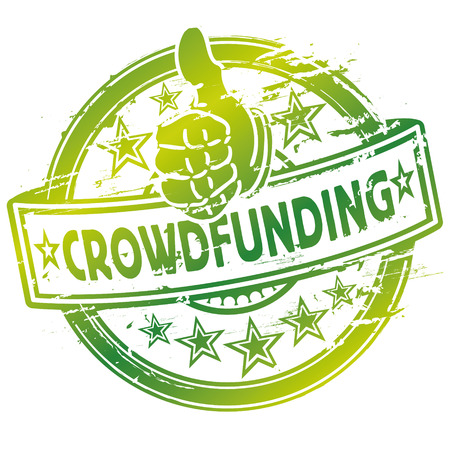 Rubber stamp crowdfunding